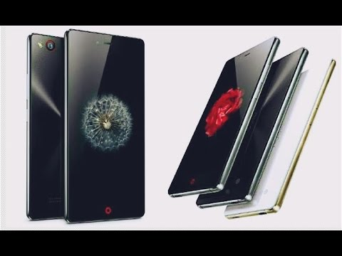 ZTE Nubia Z9 Max & ZTE Nubia Z9 Mini Firstlook