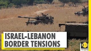 Hezbollah Denies Attack At Israel's Northern Border | Israel-Lebanon Border Tensions | World News