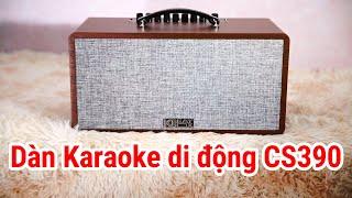 Dàn Âm Thanh Di Động ACNOS CS390