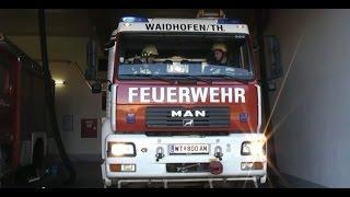 preview picture of video 'Jahresrückblick 2014 der Freiwilligen Feuerwehr Waidhofen/Thaya'