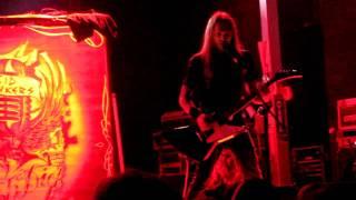 Acid Drinkers - Under The Gun @ Warsaw, Stodola - 2.04.2011 Scream Rock Festival