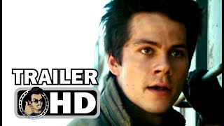 MAZE RUNNER 3: THE DEATH CURE Official Trailer (2018) Dylan O'Brien Sci-Fi Thriller Movie HD