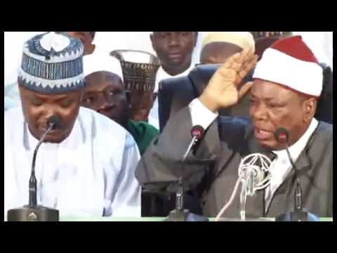 Sheikh Habeebulah - ERI NASRU AL BAANI NIPA SOHEEH BURHARI   Part1