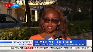 Workout turns tragic as man dies in hotel swimming pool