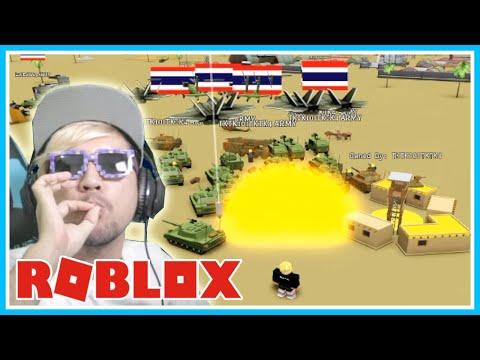 GELUD SAMA THAILAND!! MENANG SIAPA??!! (GELUD TYCOON Ep 4) - ROBLOX BANG CUPU