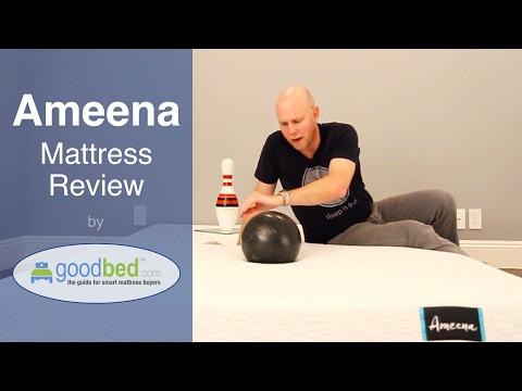 Ameena Mattress Review (VIDEO)
