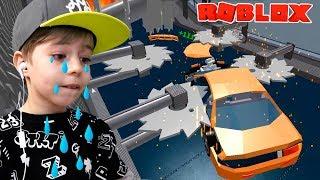 ЛОМАЕМ МАШИНЫ в Roblox Car Crushers 2! 😥 ЖАЛКО машинки, НО ИГРА ПРИКОЛЬНАЯ! 😎