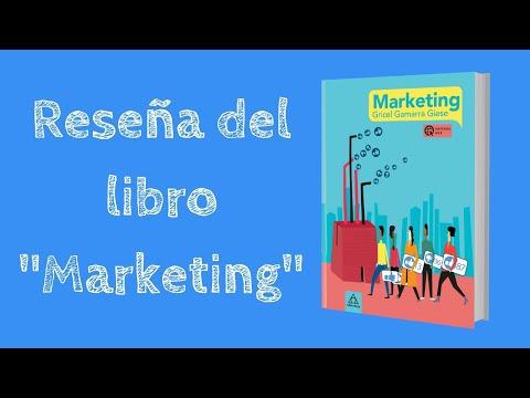 Reseña del libro' Marketing' de la autora Gricel Gamarra Giese