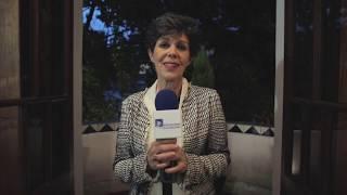 Janine Otálora Malassis, MAGDA. Presidenta del TE en la despedida de Verificado 2018 | Kholo.pk