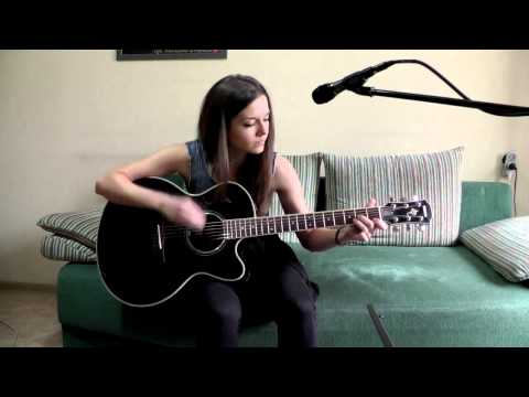 Anna T - Прости меня моя любовь (Земфира) guitar cover