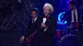 """""""The Man With The Bag"""" (Kay Starr) - Christmas Coffeehouse 2017 - Drew Lafferty and His Swing Set"""