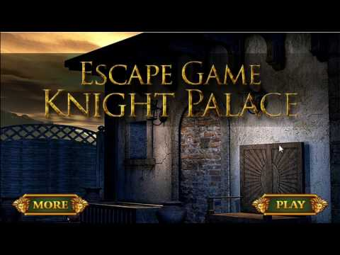 Escape Game Knight Palace Walk Through - FirstEscapeGames