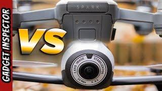 Parrot Bebop 2 Vs DJI Spark | Best Budget GPS Drones