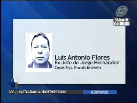 Ordenan la captura del ex presidente Mauricio Funes