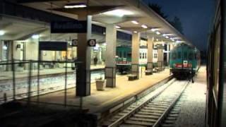 preview picture of video '11 dic. 2010 - partenza dell'ultimo treno Avellino-Rocchetta'