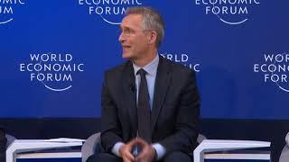 Davos 2019 - The Future of the Transatlantic Alliance