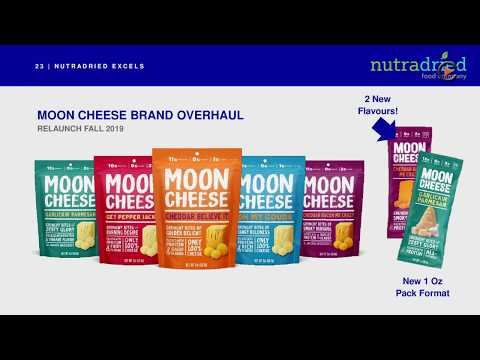 EnWave: Corporate Update On Expanding Moon Cheese & REV Machine Sales