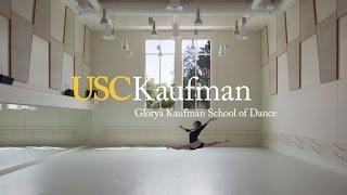 USC Glorya Kaufman School Of Dance: The New Movement