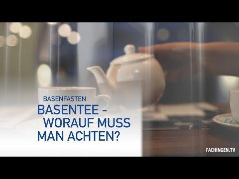 Basentee und Basenfasten - abwarten und Tee trinken?