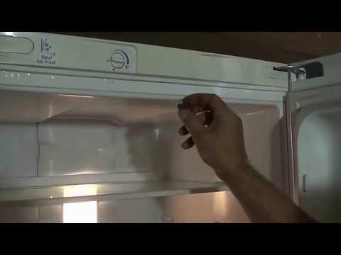 Ремонт холодильника Индезит Ноу Фрост. Нет холода в холодильной камере