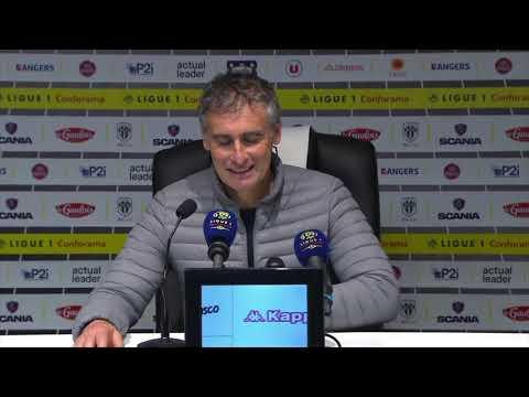Angers - Brest | La réaction des coaches