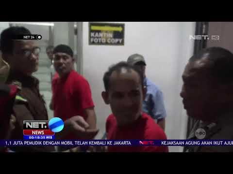 Bandar Narkoba Divonis Mati dan Kurir Narkoba Divonis Seumur Hidup di Medan - NET24