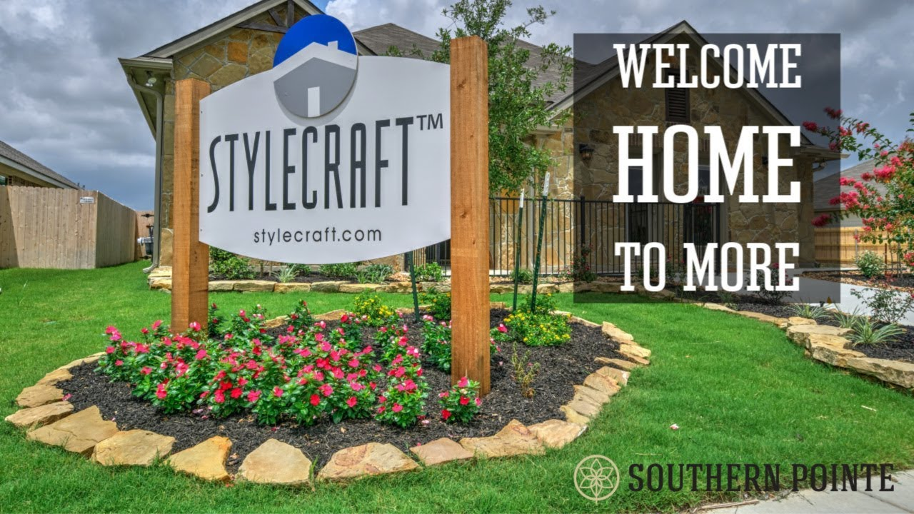 Stylecraft Builders - Southern Pointe Video