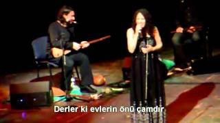 Aynur Doğan & Cemil Qoçgiri Ensemble - OFF Fest - Dewo Dewo - Türkçe Altyazılı