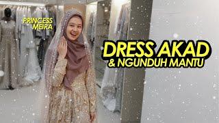 FITTING DRESS AKAD NIKAH KITA #2019amin
