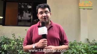 Siddharth Vipin Speaks at Vallavanukku Pullum Aayudham Success Meet