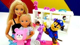 Про Барби и Штеффи: Плюшевый мишка для Хлои. Мультики для детей