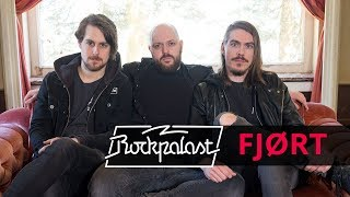 Fjørt   BACKSTAGE   Rockpalast   2018
