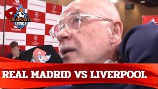 🔴 DIRECTO | REAL MADRID – LIVERPOOL con EL CHIRINGUITO | Cuartos Champions League