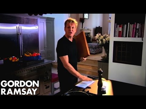 Gordon Ramsay's Kitchen Kit | What You Need To Be A Better Chef