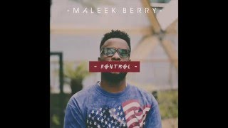 Maleek Berry   Kontrol (Audio)