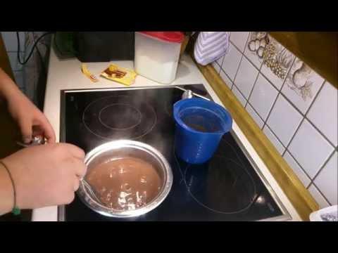 Wie kocht man Pudding?!