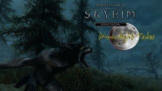 Skyrim SE Moonlight Tales #1   Hound of Hircine