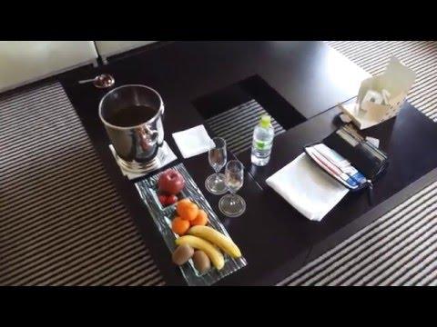 Hilton Tokyo Shinjuku, Review of a Tower Suite