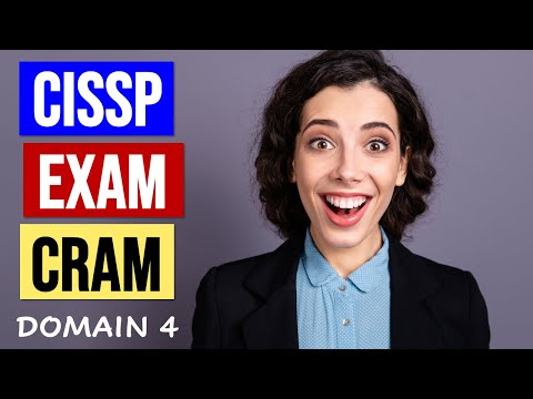 CISSP Exam Cram - DOMAIN 4 Communication and Network Security
