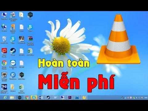 Quay phim màn hình máy tính/Macbook miễn phí với VLC Player