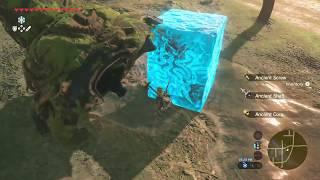 Decayed Guardians drop ancient cores