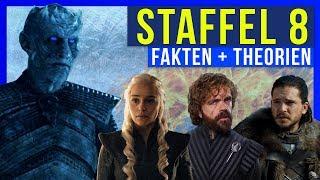 DAS ERWARTET uns in STAFFEL 8 [ FAKTEN + THEORIEN ] ♦ Game of Thrones Staffel 8 (2019) ❄🔥