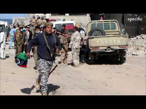 Libya crisis: Fighting near Tripoli leaves 21 dead |  UK news today