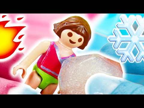 Playmobil Bastelideen deutsch | FARBWECHSEL BADEANZUG für Playmobil Mädchen | Color Changing Bikini