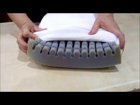 Colchón Minicuna Ecus Care : evita la cabeza plana del bebe