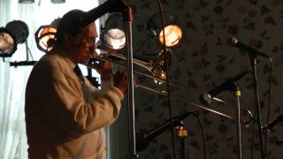 """BY THE LIGHT OF THE SILV'RY MOON"": BOB HAVENS and VINCE GIORDANO at CHAUTAUQUA (Sept. 18, 2010)"