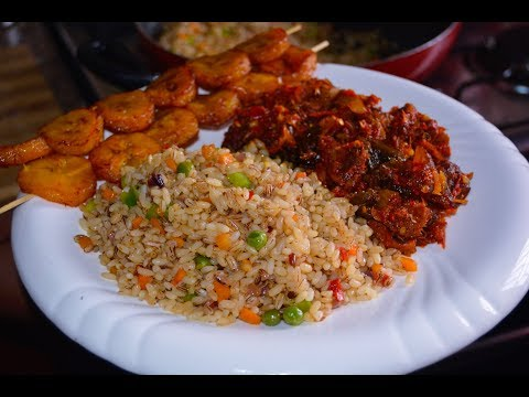 HOW TO MAKE OFADA RICE – FRIED OFADA RICE – ZEELICIOUS FOODS