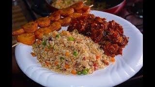 HOW TO MAKE OFADA RICE – FRIED OFADA RICE – ZEELICIOUS FOODS