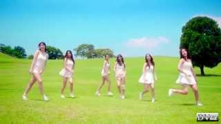 Gfriend - Me Gustas Tu (dance version)  DVhd