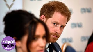 Duke and Duchess of Sussex Join Gender Equality Discussion